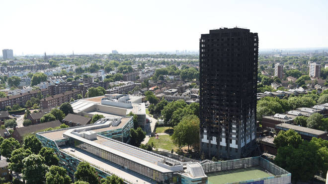 Grenfell Tower survivors are STILL waiting for a death toll Picture: PA