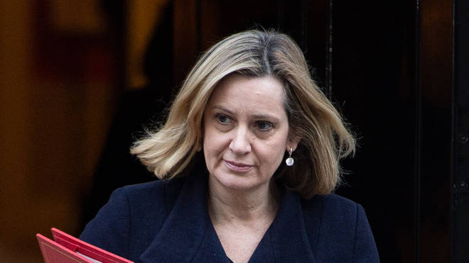 Amber Rudd has announced a shake-up of the controversial benefits system