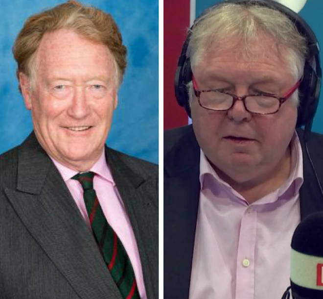 Anthony Stansfeld joined Nick Ferrari on Thursday