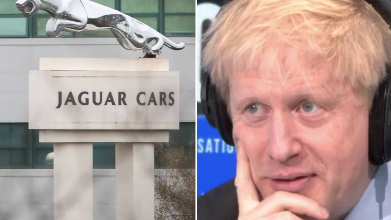 Boris Johnson Says He Knows More About Car Manufacturing