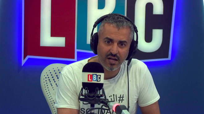Maajid Nawaz asked whether Grenfell could be another case of justice delayed is justice denied?