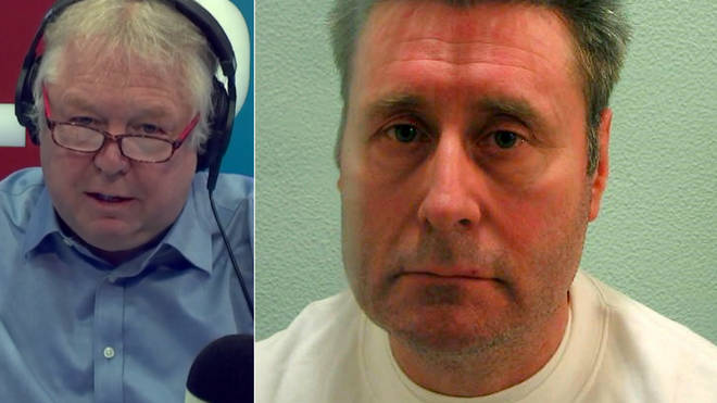 Nick Ferrari heard from a retired QC about the release of John Worboys