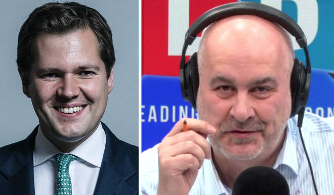 Robert Jenrick spoke to Iain Dale on the eve of the crunch vote on Theresa May's withdrawal agreement.