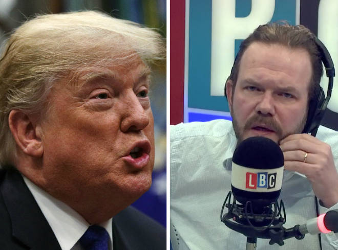 Donald Trump James O'Brien