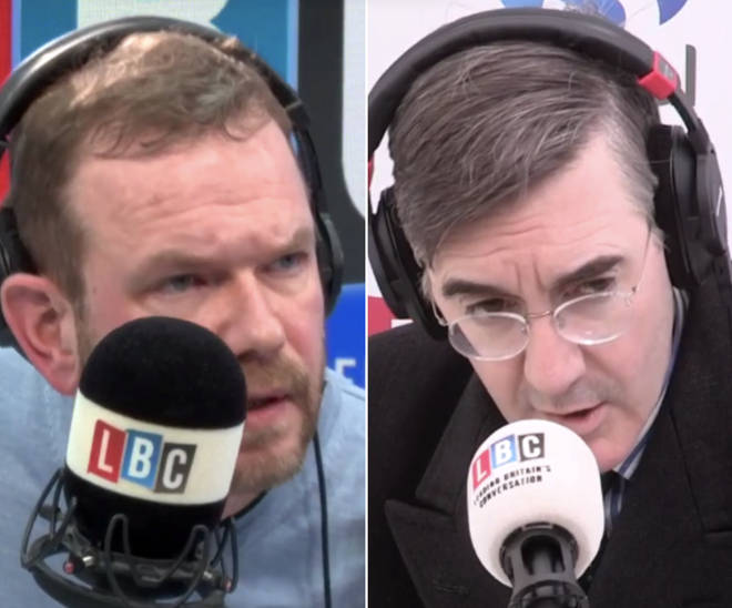 James O'Brien quizzes Jacob Rees-Mogg over the Brexit vote