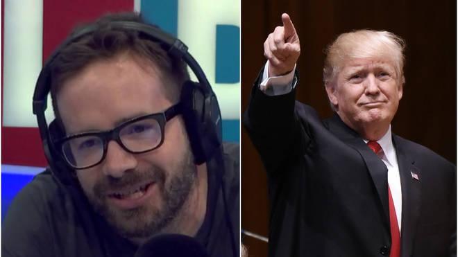 Stig Abell Donald Trump