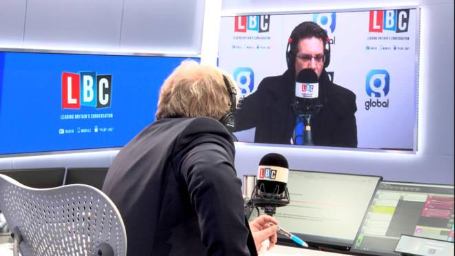 Steve Baker speaks to Nick Ferrari