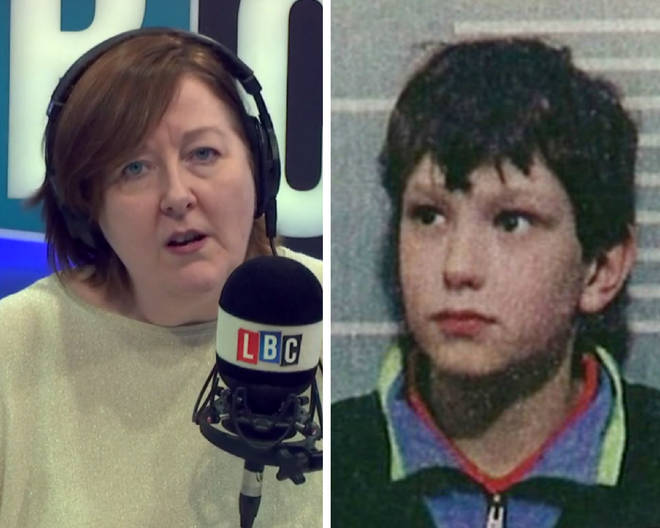 Shelagh Fogarty James Bulger
