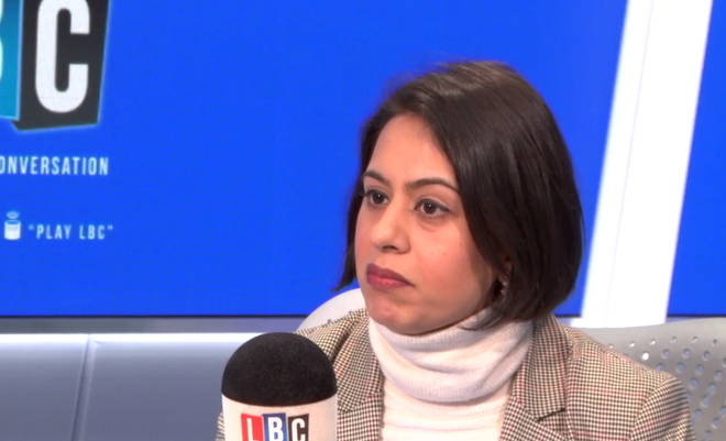 Sara Khan said primary school children are being targeted by extremists