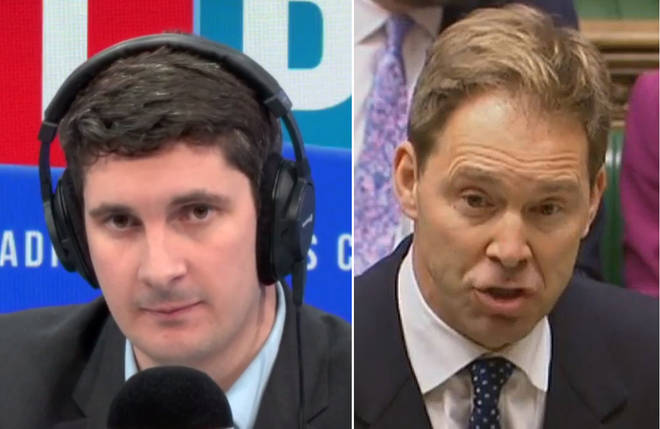 Tobias Ellwood spoke to Tom Swarbrick