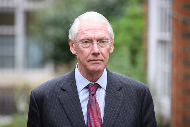 Sir Martin Moore-Bick, the retired Judge chosen to look into the Grenfell disaster, has been the subject of criticism Photo: Getty