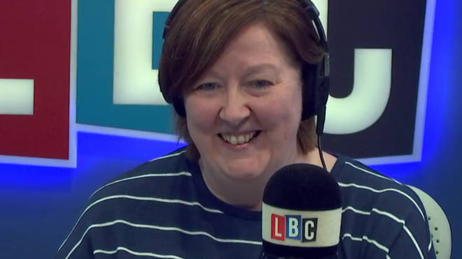 Shelagh was stunned into silence by the call