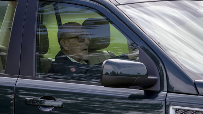 Prince Philip was involved in a car crash near the Sandringham Estate on Friday
