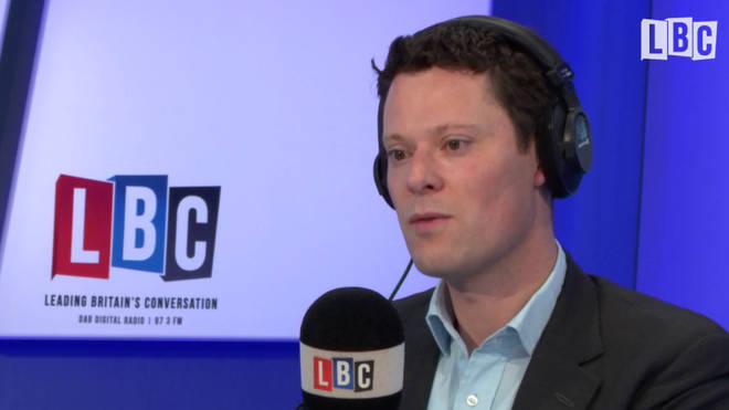 Alex Chalk gave his backing to Nick Ferrari's ABC Campaign