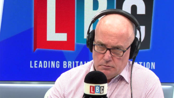 "A Remainer phoned LBC to take issue with the word ""Brexiteer"""