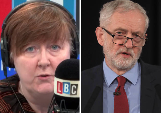 A Labour member warns Jeremy Corbyn over backing a second referendum