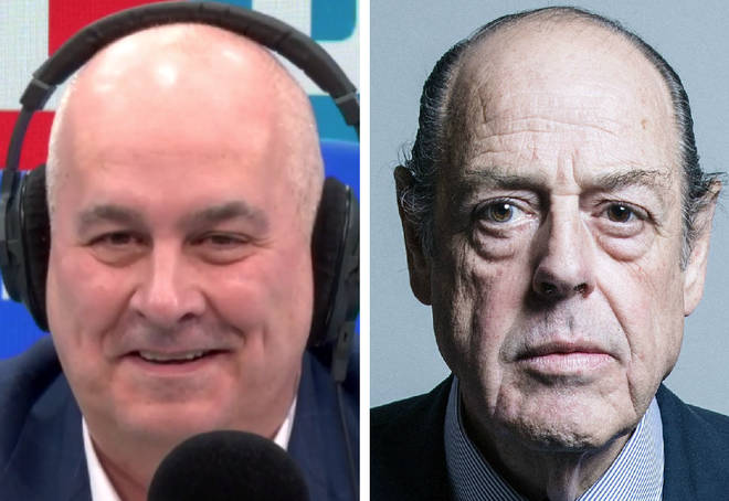 The grandson of Winston Churchill phoned LBC with some advice