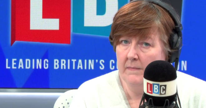 Trisha phoned Shelagh Fogarty on Thursday