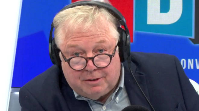 Nick Ferrari reads out means tweets from Twitter