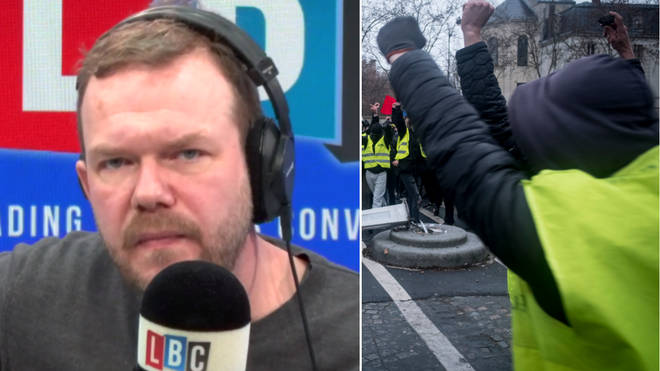 James O'Brien warned against appeasing the fascists