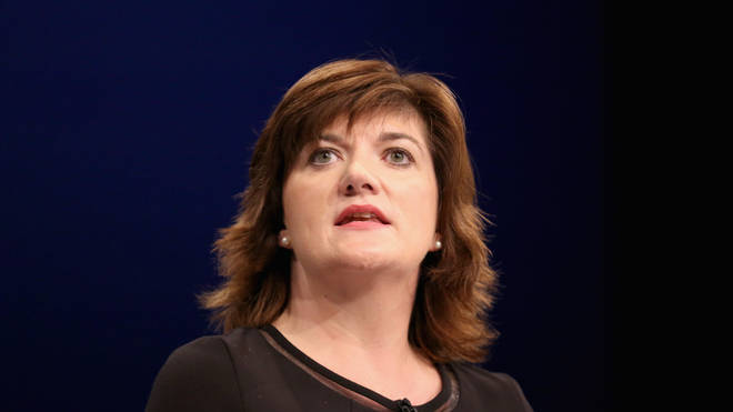 Conservative MP Nicky Morgan