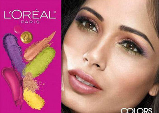 Freida Pinto claims L'Oreal lightened her skin tone in 2011 advert
