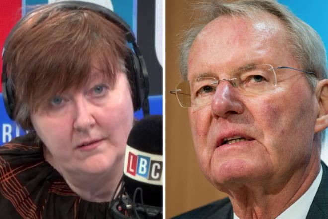 Hans-Olaf Henkel spoke to Shelagh Fogarty on Wednesday