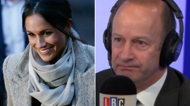 Henry Bolton has left his girlfriend over her alleged remarks about Meghan Markle