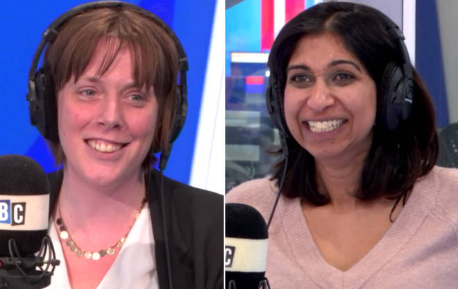 Jess Phillips and Suella Braverman revealed the naughtiest thing they've ever done