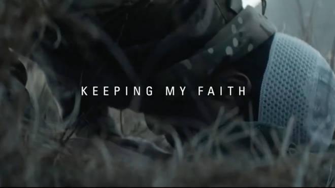 """""""Keeping My Faith"""""""