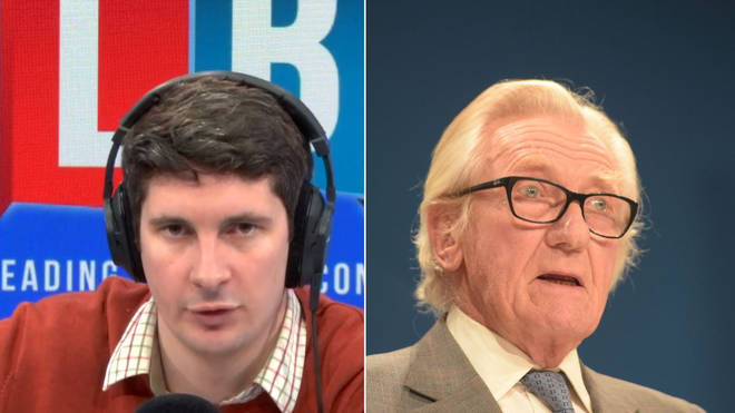 Tom Swarbrick & Lord Heseltine