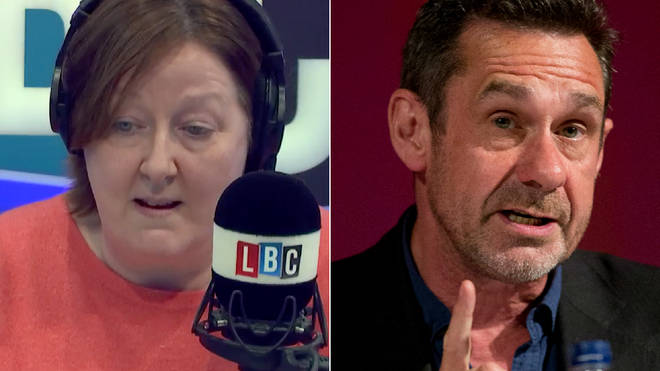 Shelagh Fogarty had strong words for Paul Mason