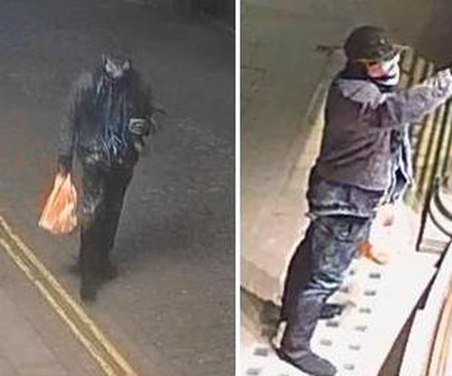 New CCTV footage has now been released by police