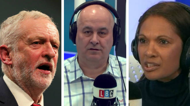 Gina Miller attacked Jeremy Corbyn's handling of Brexit