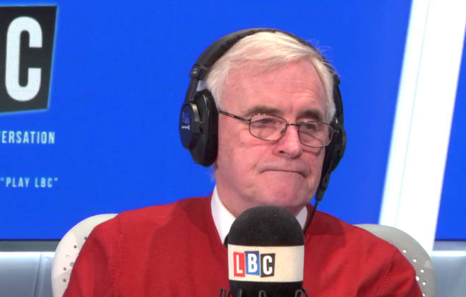 John McDonnell listened to the fears of this Jewish caller