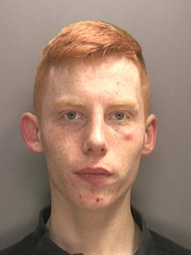 Reece Lones was jailed for 27 months