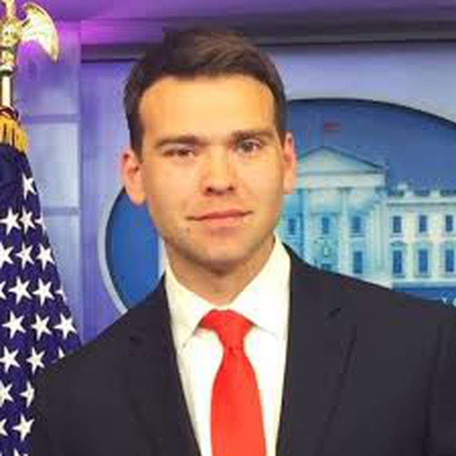 Jack Posobiec, Republican Political Operative and Author of Citizens for Trump, spoke to Nick Ferrari about the President's Tweet Photo: Twitter