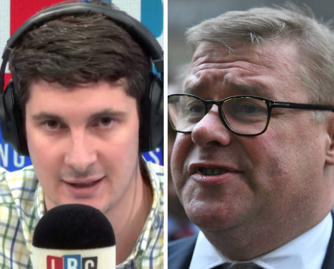 Mark Francois joined Tom Swarbrick on Wednesday