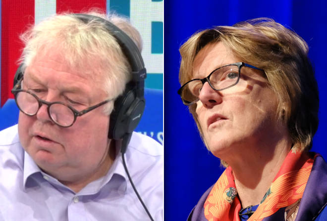 Nick Ferrari spoke to Dame Sally Davies