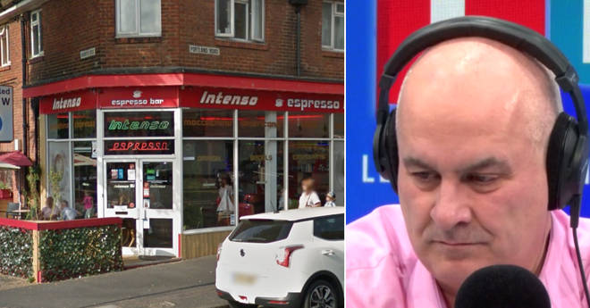 Iain Dale grilled the owner of Intenso Espresso