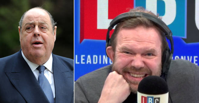 Sir Nicholas Soames called James O'Brien