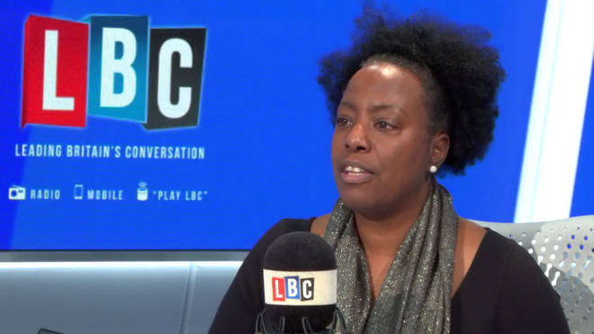 Jacqui McKenzie is a lawyer representing victims of the Windrush scandal