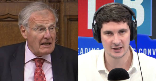 Christopher Chope and Tom Swarbrick