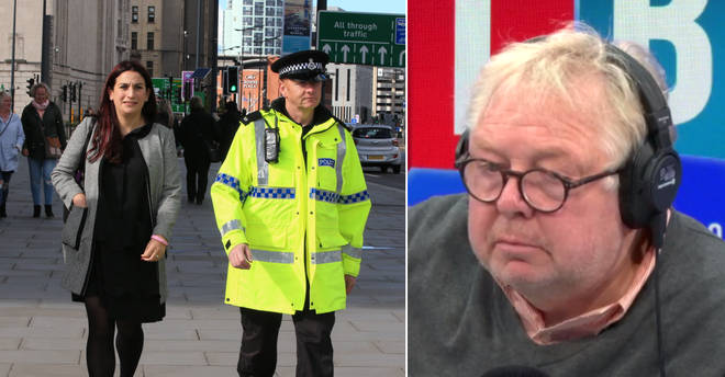 Nick Ferrari wouldn't let this Labour activist get away with saying there is no anti-Semitism issue