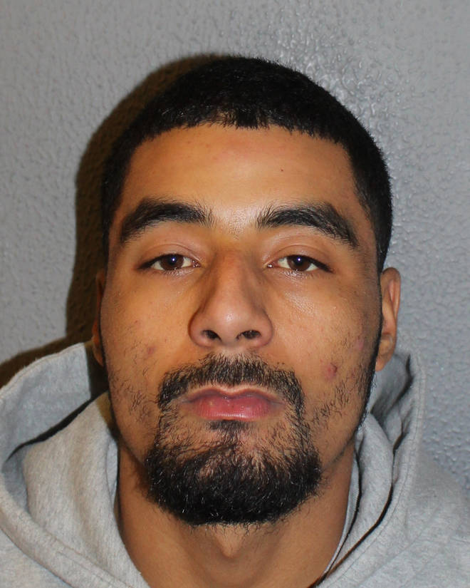 Ralston Dodd was released after just nine months, when he was sentenced to nine years for stabbing a man Photo: Met Police