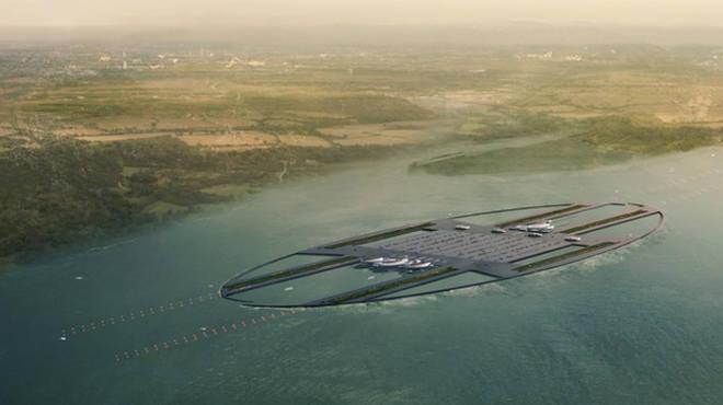 Boris Island Airport