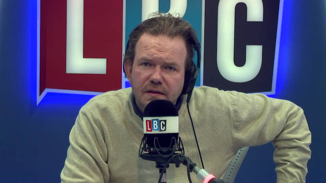James O'Brien said the Boris Bridge is distracting from the real issues