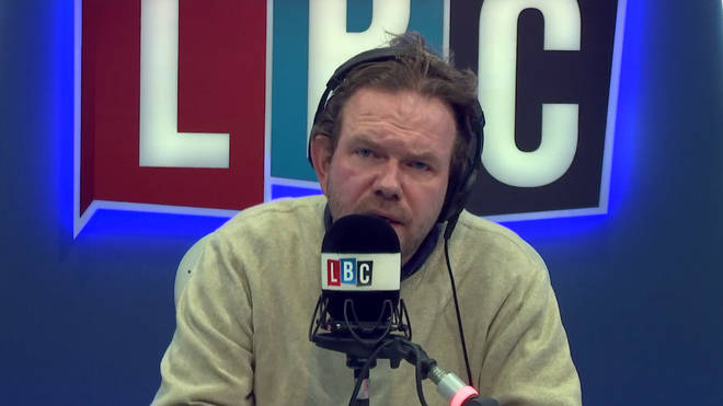 James O'Brien LBC