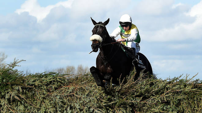 There are warnings that a no-deal Brexit could disrupt this year's Grand National