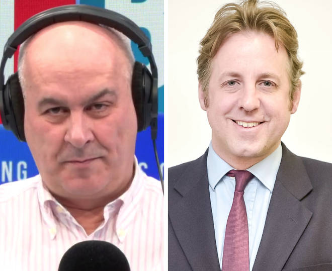 ERG member Marcus Fysh was given an Iain Dale grilling